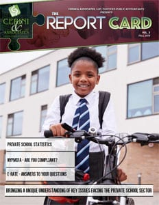 Report Card Volume 3 Cover