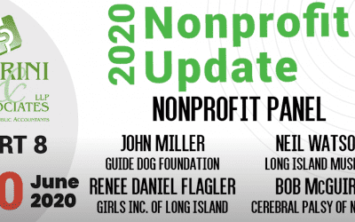 2020 NFP Update Part 8 – Nonprofit Panel