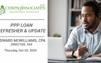 Paycheck Protection Plan (PPP) Loans – Refresher and Update